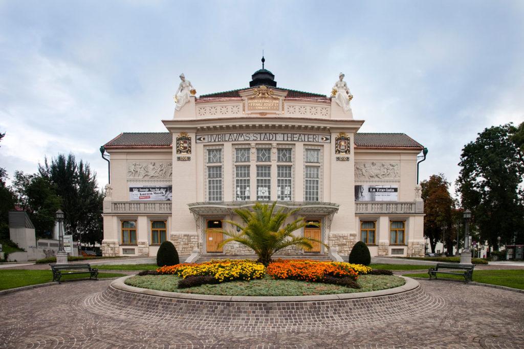 Stadttheater - Teatro di Klagenfurt