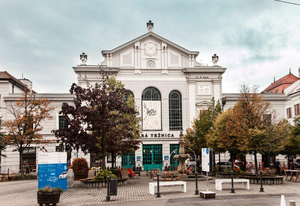 Stara Trznica - Vecchio Mercato di Bratislava