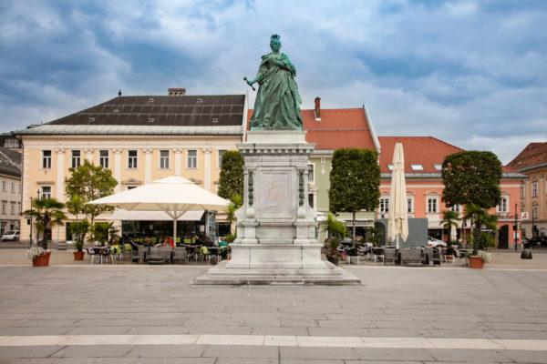 Statua di Maria Theresia