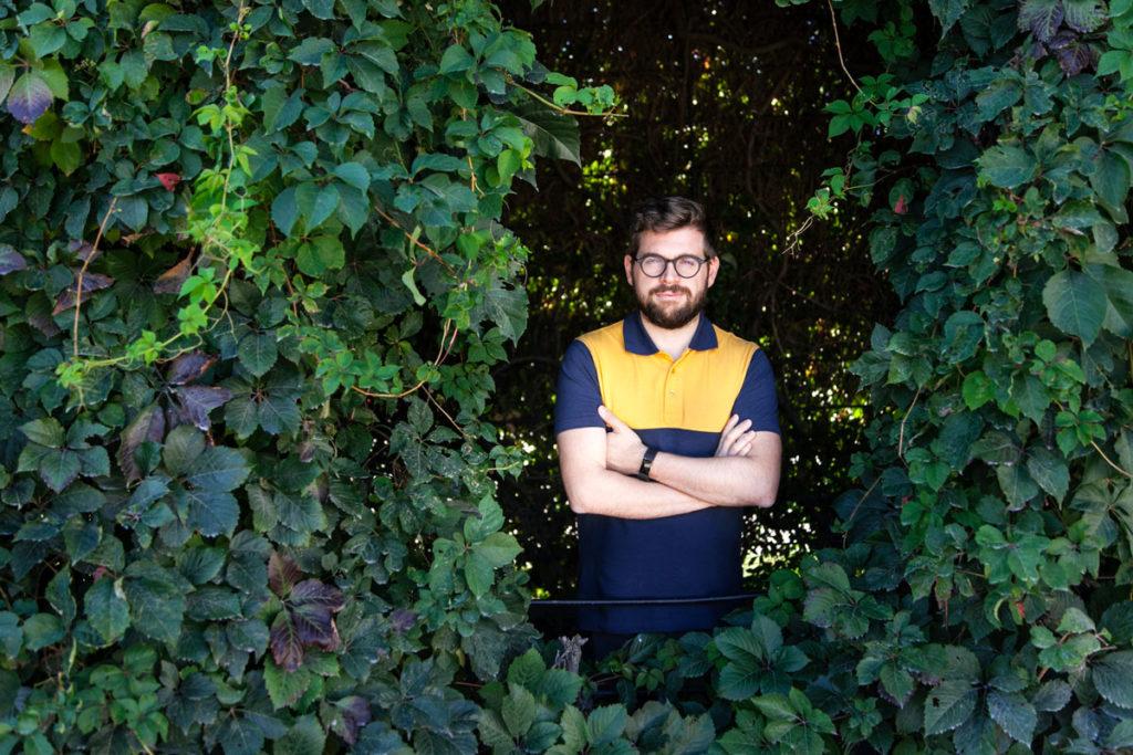 Stefano nel Giardino del Principe