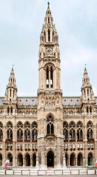 Torre del Municipio - Alta 98 metri - Neues Rathaus