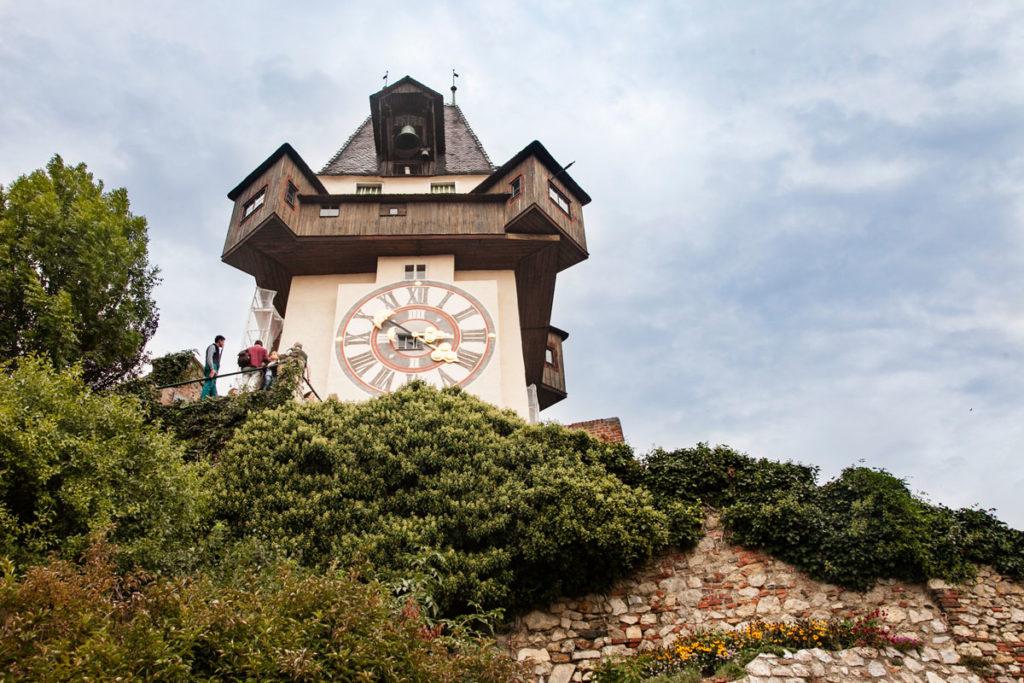 Torre dell'Orologio di Graz
