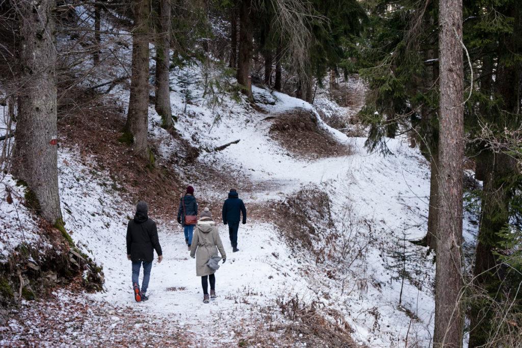 Trekking di Capodanno sulla Neve - Rovereto