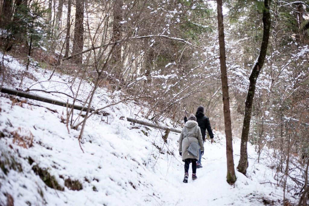 Trekking sulla Neve - Bordala Rifugio Belvedere