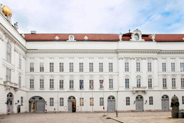 Vienna Josefsplatz
