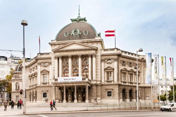 Vienna - Volkstheater