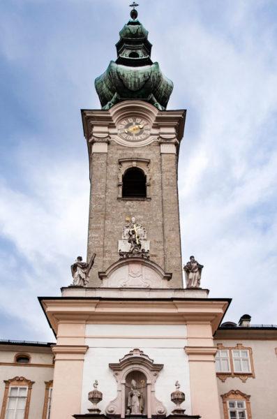 Abbazia di San Pietro - Campanile