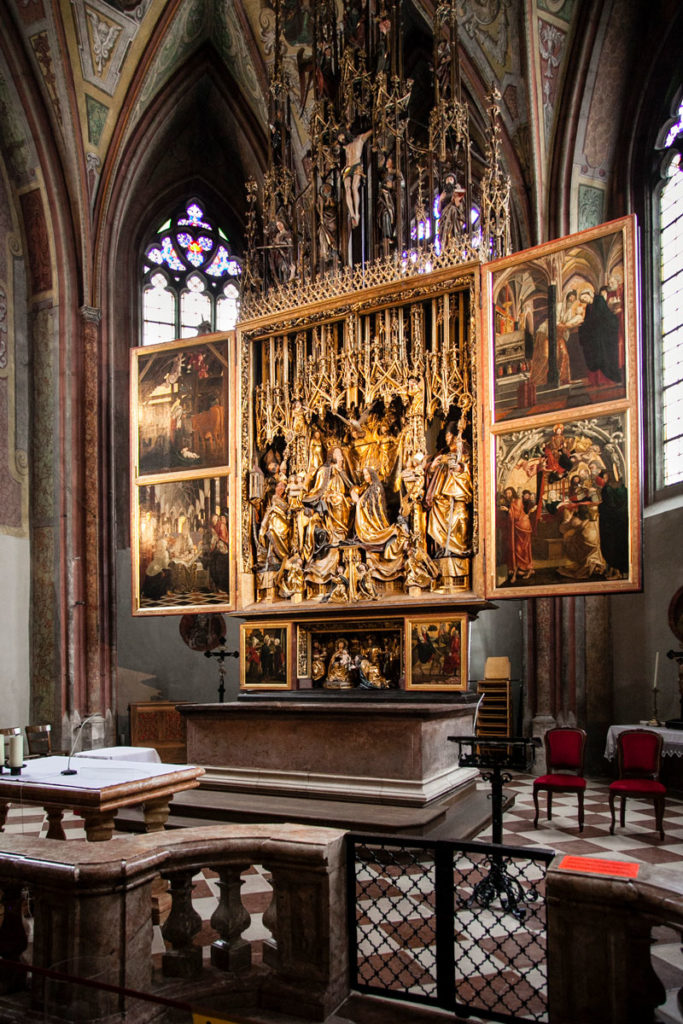 Altare Alato di Michael Pacher