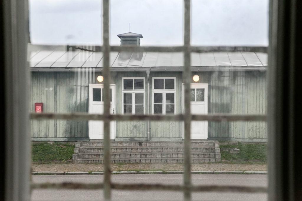 Baracche viste da dentro le baracche - Nazisti in Austria