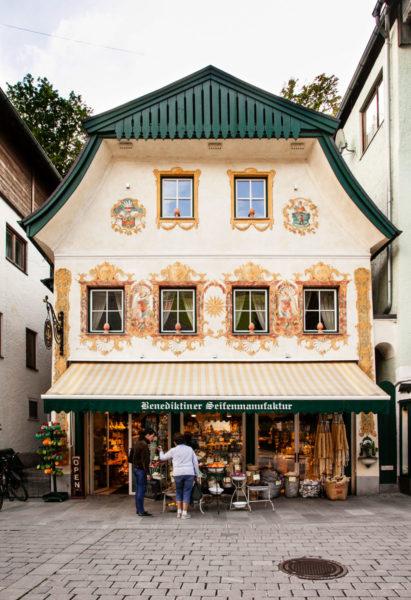 Benediktiner Seifenmanufaktur - St Wolfgang