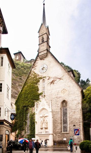 Blasiuskirche - Facciata della Chiesa