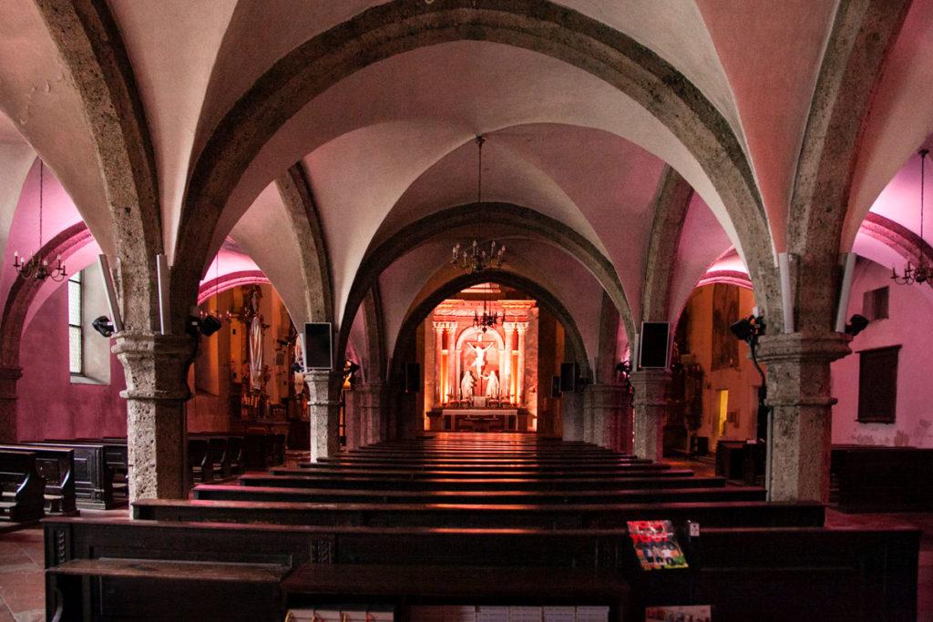 Blasiuskirche - Interni della Chiesa