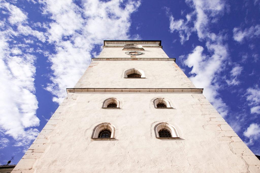 Campanile Pfarrkirche - St Wolfgang