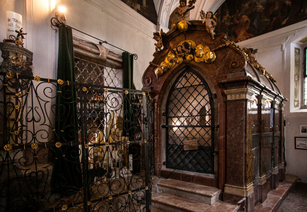 Cappella nella Pfarrkirche di St Wolfgang