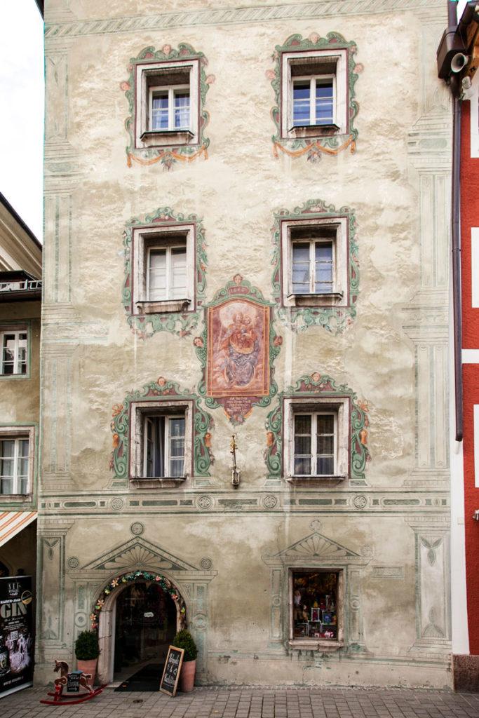 Casa Affrescata di Sankt Wolfgang