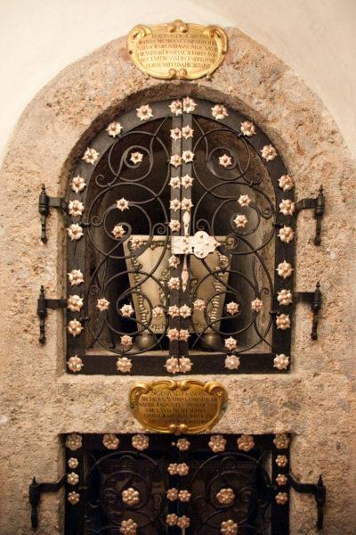 Catacombe nella Jesuitenkirche