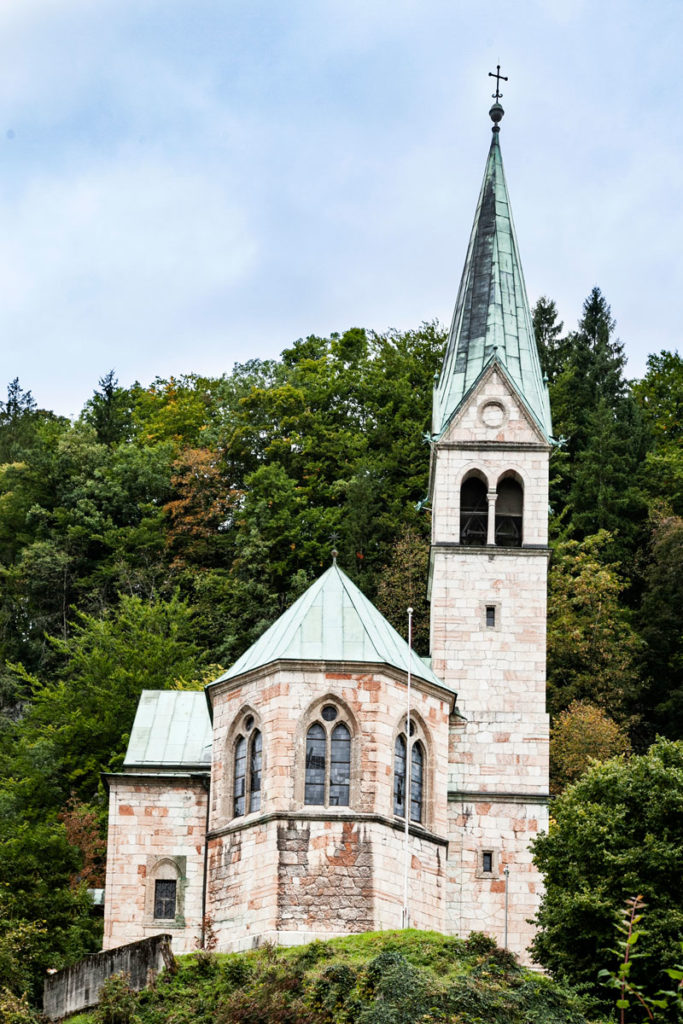 Chiesa Evangelica Luterana - Berchtesgaden