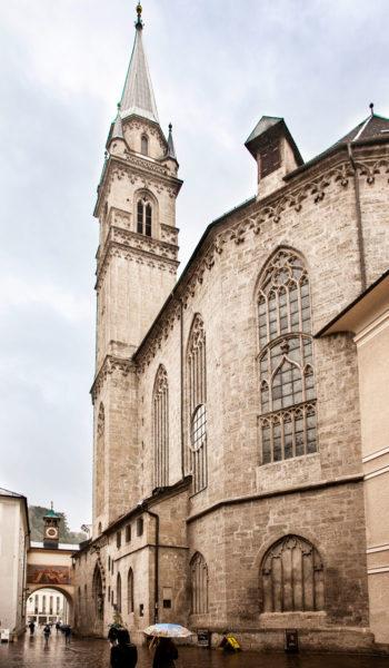 Chiesa dei Francescani - Salisburgo