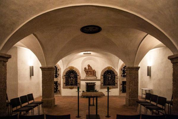 Cripta della Jesuitenkirche