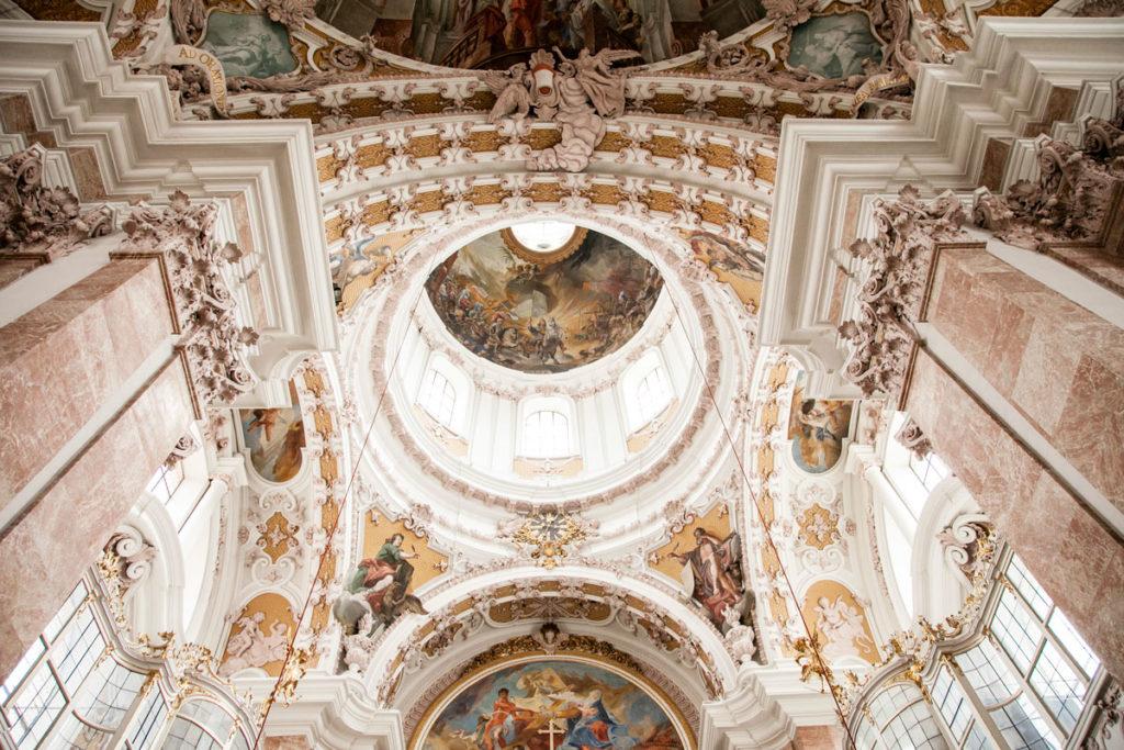 Cupola del duomo di st Jakob - Cosa vedere in Austria - Innsbruck