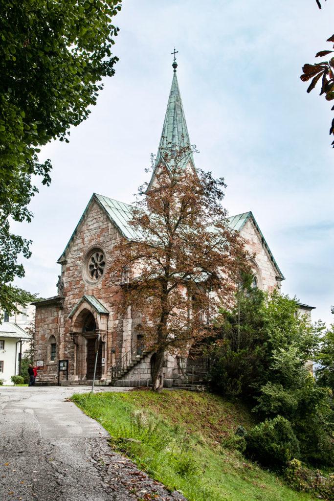 Die Evangelisch-Lutherische Kirchengemeinde Berchtesgaden