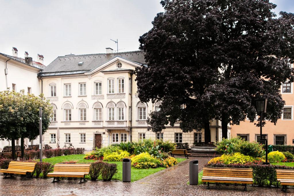 Domplatz - Innsbruck