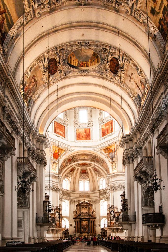 Duomo dei Santi Ruperto e Virgilio - Salisburgo
