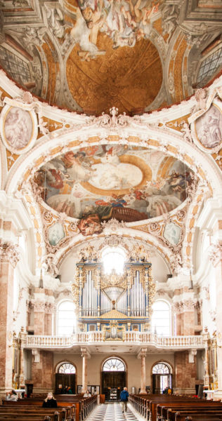 Duomo di San Giacomo - Innsbruck - Organo