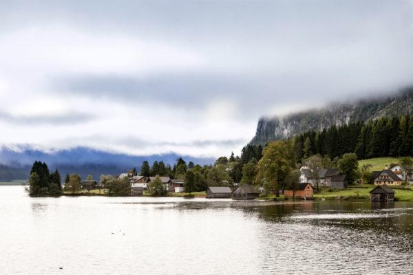 Fiume a Salzkammergut - Viaggio in Austria