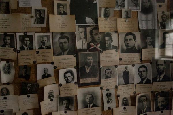 Foto dei deportati