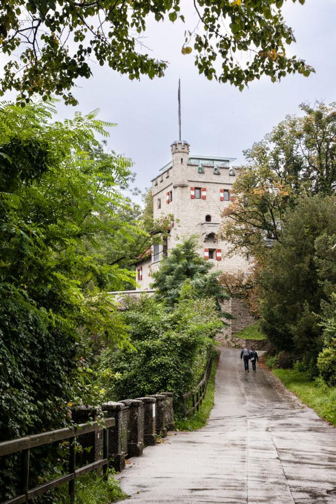 Freyschlossl - Roter Turm
