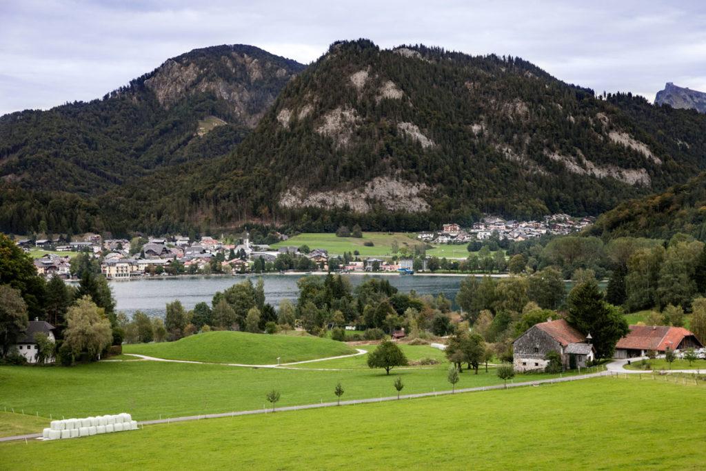 Fuschl am See - Lago nel Salisburghese