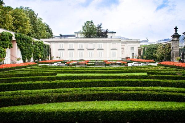 Giardini Interni palazzo Mirabell - orangerie