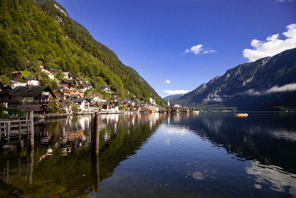 Hallstatt See - sul lago austriaco patrimonio UNESCO