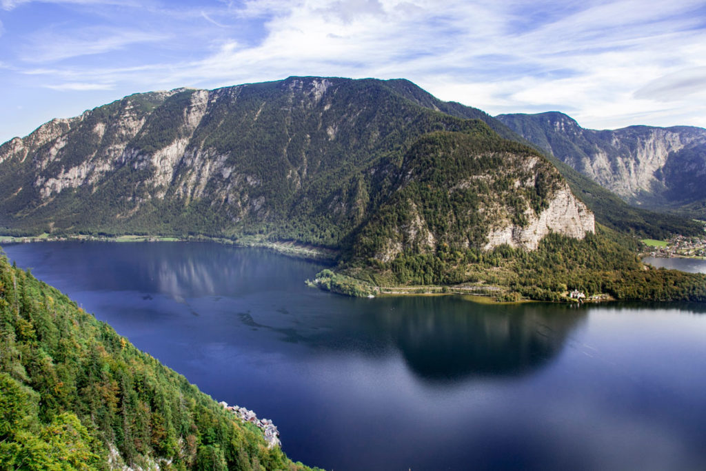 Hallstatt see - Il lago austriaco patrimonoi dell'UNESCO