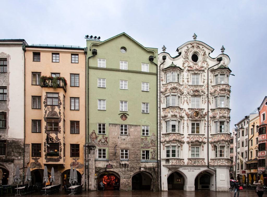 Helbling Haus - Centro di Innsbruck