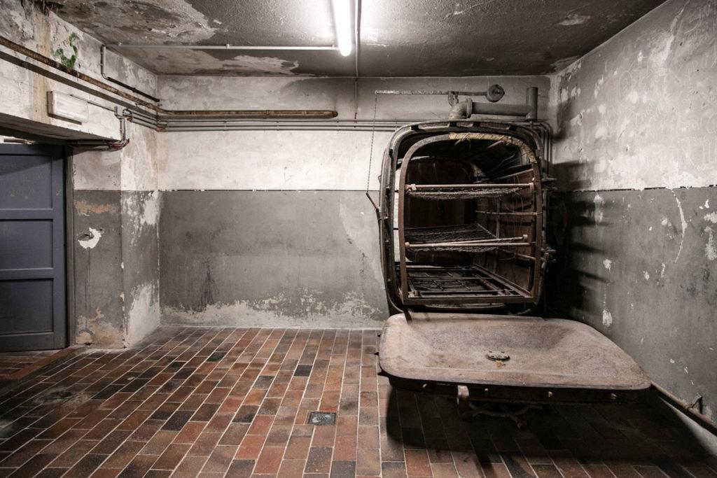 Impianto di Riscaldamento del lagher di Mauthausen