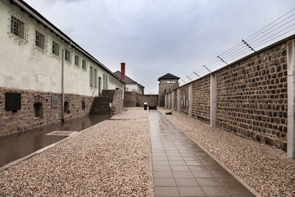 Ingresso al carcere del lagher
