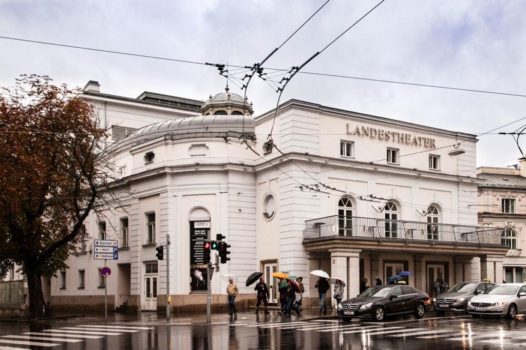 Landestheater - Salisburgo