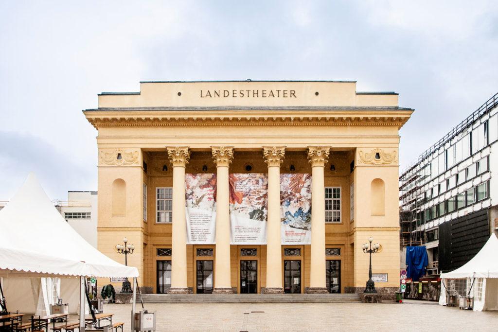Landestheater - Teatro di Innsbruck