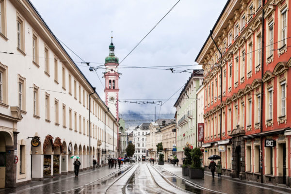 Maria Theresin Strasse - Via del Tirolo - Austria