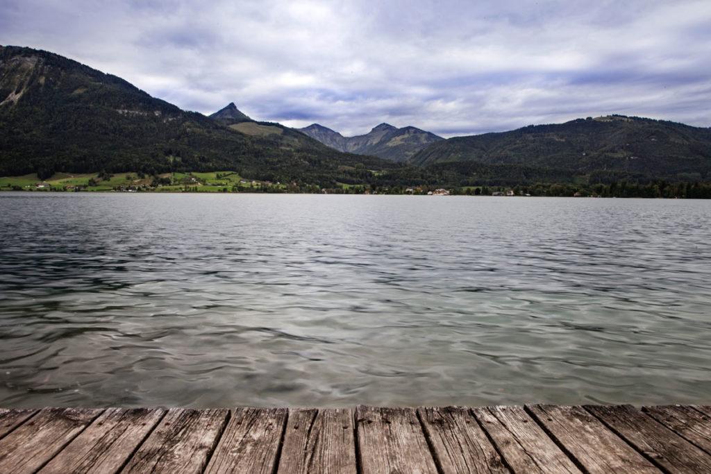 Molo e lago - Vacanza in Austria