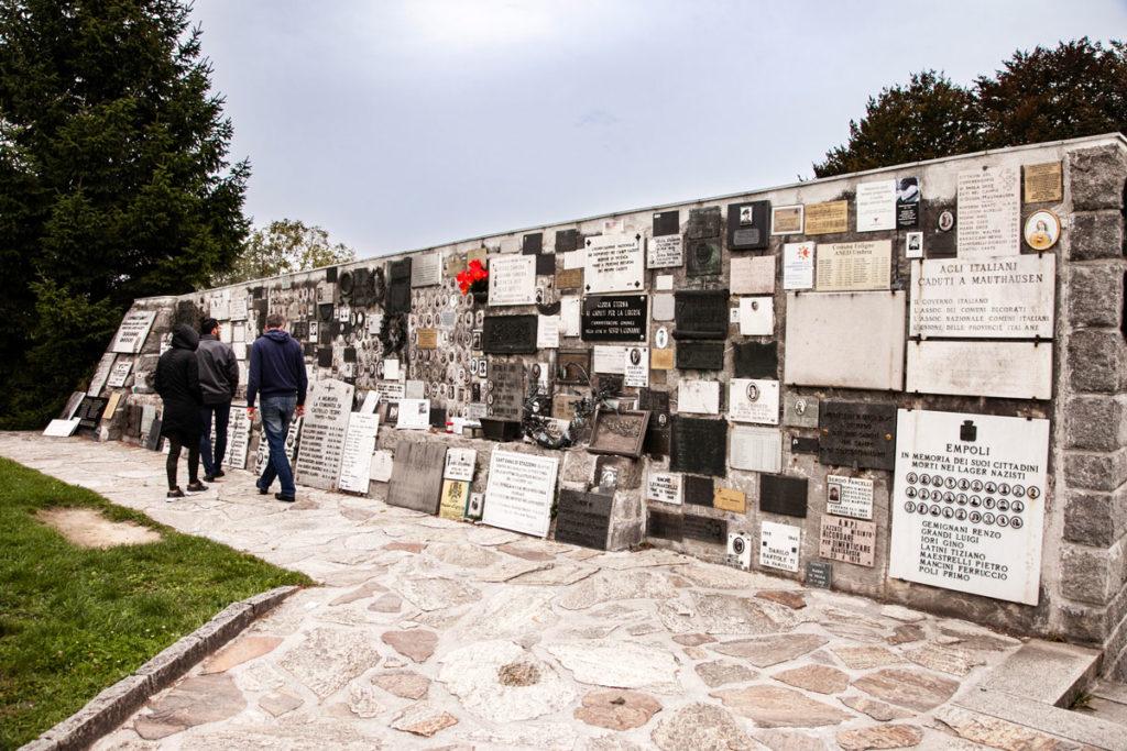 Monumento italiano per la Shoah - Mauthausen
