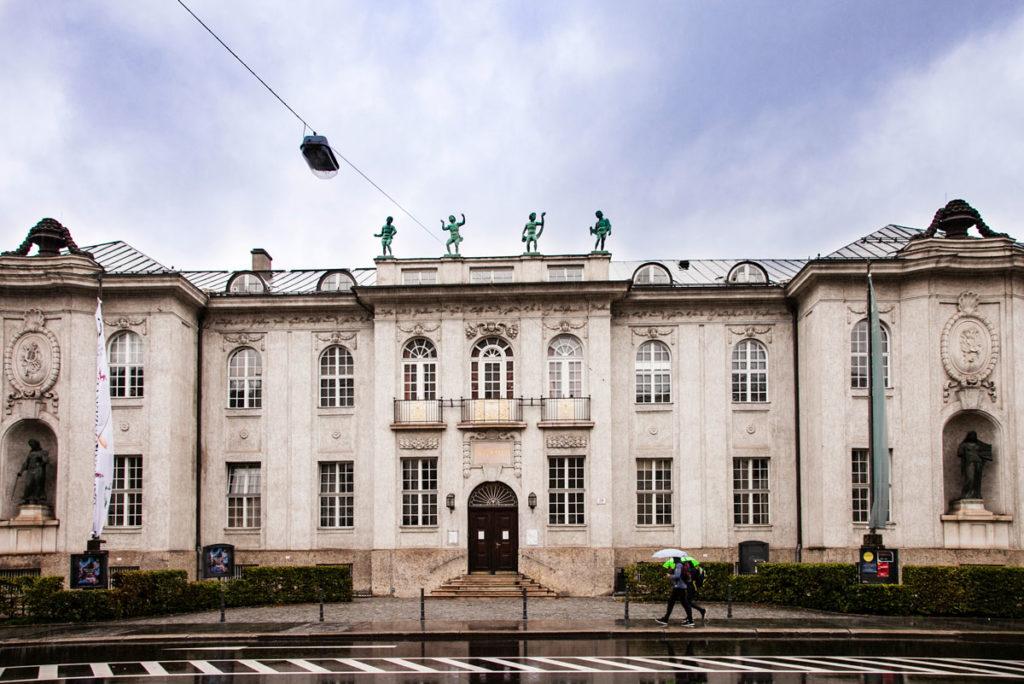 Mozarteum - Università Salisburgo - Conservatorio