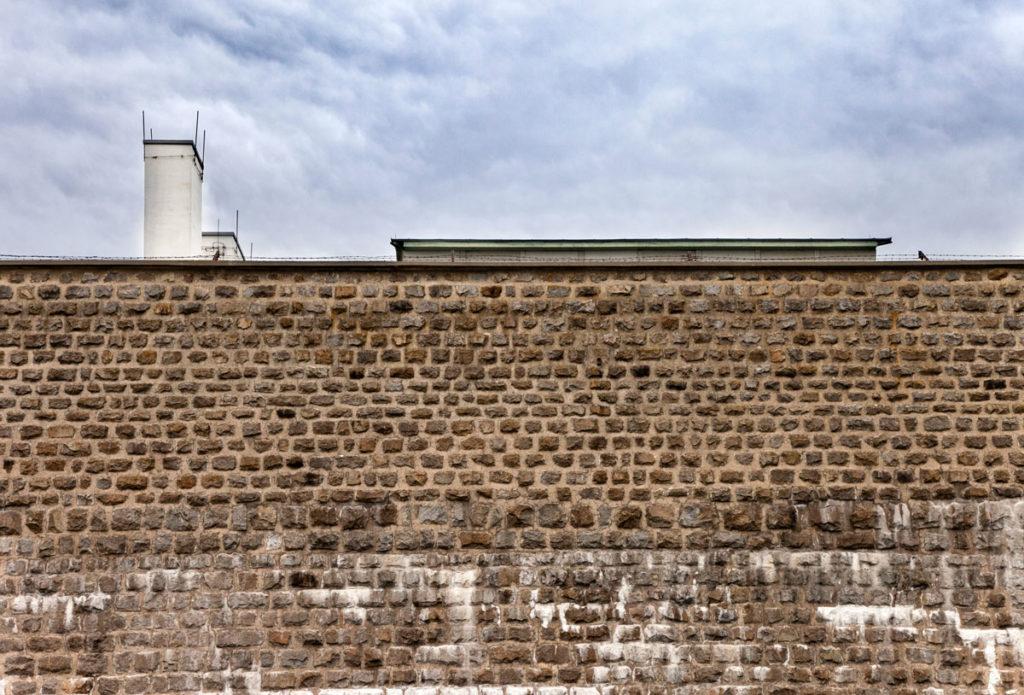 Mura e filo Spinato Mauthausen