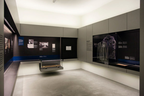 Museo di Mauthausen - Baracca Infermeria - Pezzi originali