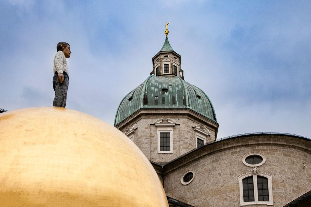 Palla Dorata di Salisburgo e Duomo