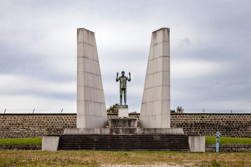 Parco dei Monumenti Mauthausen - Monumento Cecoslovacco