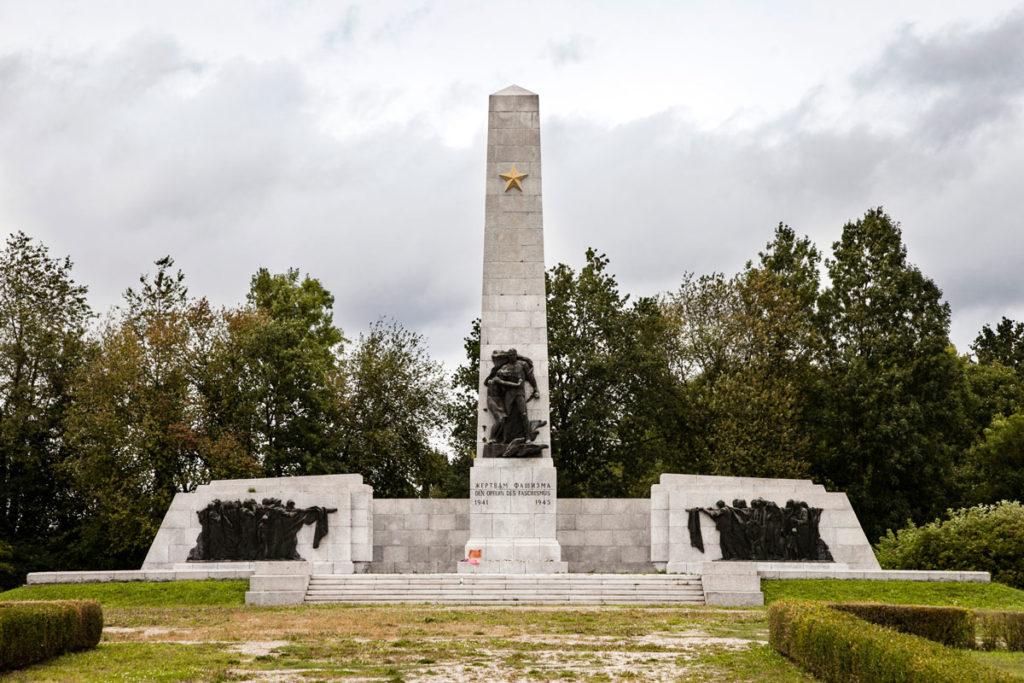Parco dei monumenti - Monumento Sovietico