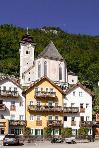 Parrocchia cattolica di Hallstatt - XII secolo